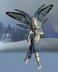 Winter Frost Fairy