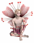 Valentine Fairy Boy