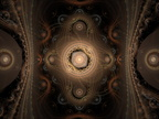 Paisley Abstract Fractal Design